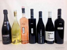 La familia completa: estos son los vinos Habla actualmente a la venta.