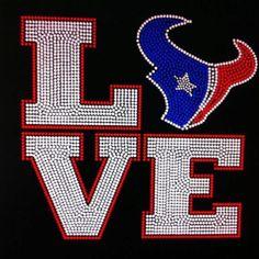 L♥VE me some Texans!
