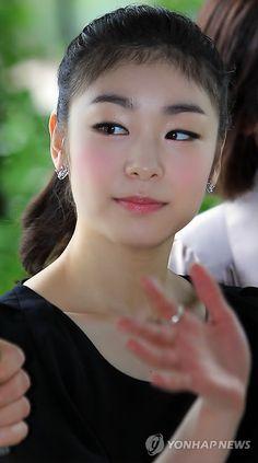 Kim Yuna (김연아, Korean Figure Skater)
