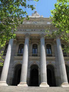 Foto Palacio de la Bolsa de Madrid en Madrid - Ociogo