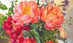 Spring Centerpieces | Floral Design | The Pollen Mill