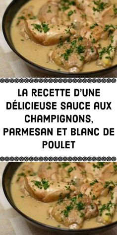 Clean Recipes, Healthy Recipes, Good Food, Yummy Food, Batch Cooking, French Food, Food Design, Chicken Recipes, Food Porn
