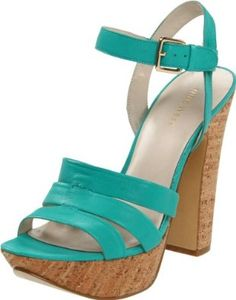 Nine West Women's Intuitive Ankle-Strap Chunky Sandal,