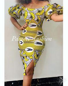 L'image contient peut-être : une personne ou p. Ankara Dress Styles, African Fashion Ankara, African Inspired Fashion, Latest African Fashion Dresses, African Dresses For Women, African Print Fashion, Africa Fashion, African Attire, Ethnic Fashion