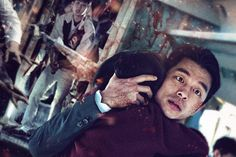 Train to Busan is Getting a Sequel. Director Yeon Sang confirms that he is working on a seqiel to his 2016 South Korean zombie thriller, Train to Busan. Gong Yoo, Korean Tv Shows, Korean Actors, Train To Busan Movie, Asian Horror Movies, Korean Drama List, Persona, Zombies, Goong