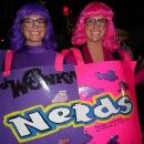 Coolest Nerds Candy Couple Costume