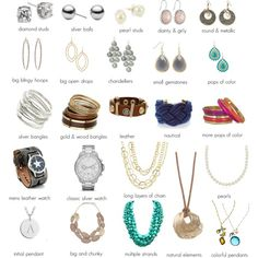 Accessory Staples, created by erin-williams on Polyvore