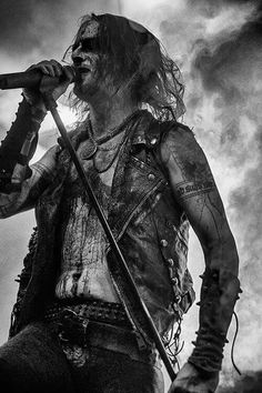 WATAIN - Eindhoven Metal Meeting 2016 - Photo by Wendy Jacobse Photography