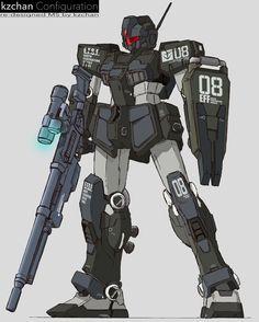 [kzchan Configuration]GM Sniper Custom by kzchan