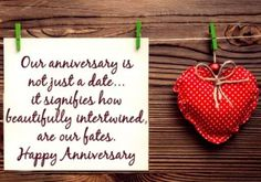 Happy anniversary wishes for wife anniversary wishes pinterest