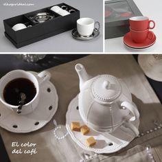 El rito del café es un momento Ideal. Elige con nosotros tu juego más especial. http://elhogarideal.com/es/74-juegos-de-cafe