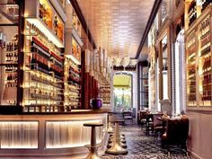 More Bach than punk, Punk Bach is an all-day brasserie for an opulent bling-bling experience in Madrid.
