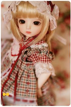 BJD 1 6 Doll BB Gril Uri BJD Doll Face Make Up Free Eyes Uri | eBay
