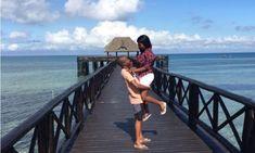 Tshilidzi and Lucky Ndou stayed at Sea Cliff Resort and Spa on Zanzibar Sea Cliff, Spa, Africa, Island, Adventure, World, Travel, Block Island, The World