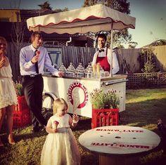 Wedding Food Trucks  Carts In Victoria