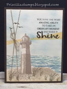 Stampin' Amigos: High Tide