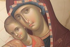 Religious Icons, Religious Art, Religion Catolica, Russian Icons, Best Icons, Byzantine Art, Madonna And Child, Orthodox Icons, I Icon