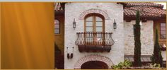 wrought iron balcony railings - Google Search