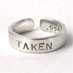 Funny engagement ring ,adjustable, sterling silver ring, mens ring, wedding bands, taken made to your size