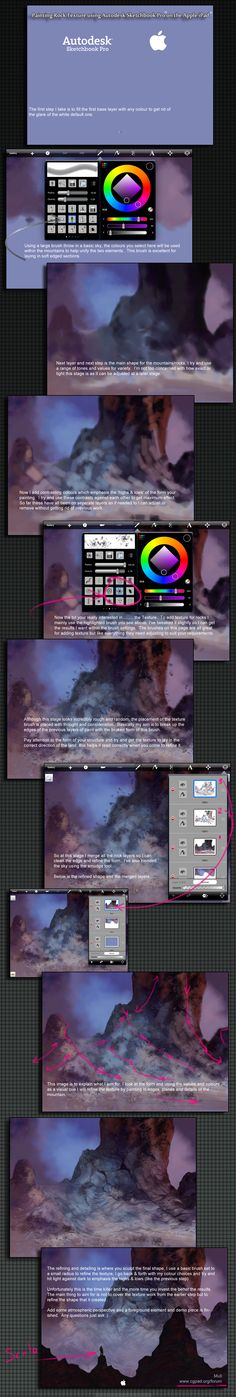 iPad Sketchbook Pro Tutorial by Mull-Art on DeviantArt