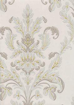 Aula Wallpaper, Damask, Paisley, Ornaments