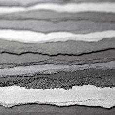 Shades of grey; texture
