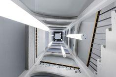 Menzi Bürgler Architekten · Conversion of the Predigerchor, Zentralbibliothek Zürich