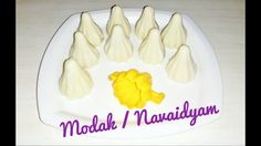Modak are most famous Prasad at ganesh chaturthi also having many recipes to make it.  Here you can learn how to make modak in a perfect manner with perfect measurement of ingredients, made with rice flavor, jiggery, grated coconut. It's easy to make and Awesome in taste. Enjoy the recipe.
