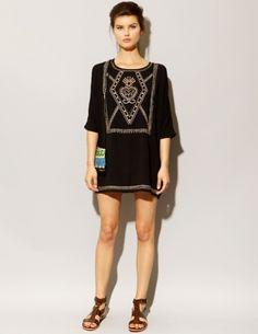 Studded sixties tunic [Ifu1055] - $118 ($100-200) - Svpply