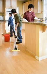 Age Appropriate Chores, for 2 year olds to 18 year olds