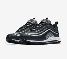 Best Sneakers : Nike Air Max 97 Ultra Black Anthracite-3 - #Sneakers https://talkfashion.net/shoes/sneakers/best-sneakers-nike-air-max-97-ultra-black-anthracite-3/