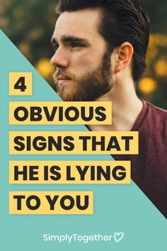 Knowing how to recognize a liar is tricky. Discovering and facing your partner's betrayal can be very hard but will help you protect yourself in the future. Relationship Blogs, Happy Relationships, Lying Boyfriend, How To Be Irresistible, Understanding Men, Lie To Me, Love Signs, Love Words, Betrayal