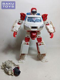 Transformers Henkei C-14 Ratchet loose