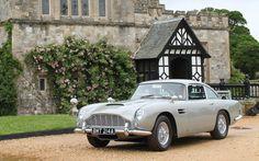 A Complete List of James Bond Cars