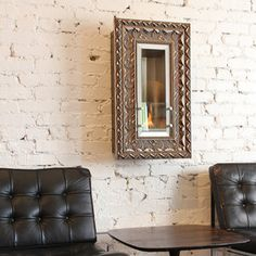 Madison Frame Firespace now featured on Fab.