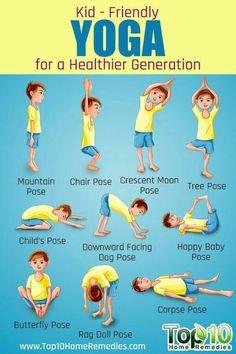 Yoga for kids #yogaforkids