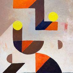 Modern contemporary art from Squizzato. #art #contemporary #latestart #original #handpainted #handmade #originalart #artdaily #instagram #artist #colour #colorful #colourfulart #geometry #shapes #design