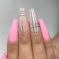Kiara Sky Nails Re-Nude Rural St. – Care – Skin care , beauty ideas and skin care tips Acrylic Nails Coffin Short, Summer Acrylic Nails, Best Acrylic Nails, Pink Acrylics, Acrylic Nail Art, Coffin Nails, Summer Nails, Plaid Nails, Swag Nails