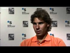 Nadal Talks About Barcelona Victory Against Tipsarevic