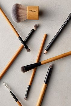 Antonym Eye Makeup Brush Set - anthropologie.com