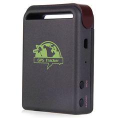 Mini GSM GPRS GPS Tracker TK102B GPS Car Locator Over-velocità di Allarme In Tempo Reale Location Tracker Per Il Veicolo Dispositivo GPS accessori