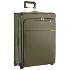 Briggs & Riley 'Large Baseline' Expandable Rolling Packing Case Inch) available at Briggs And Riley, Cabin Bag, Foam Rolling, Flat Interior, Space Furniture, Surf Shop, Suitcase, Medium, Polyvore