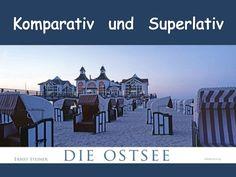 Komparativ-Superlativ : Theorie und Übungen ab Niveau B1 Wiederholung