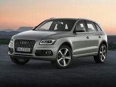 2014 Audi Q5 Pictures