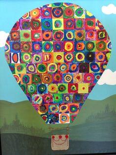 Libby619's art on Artsonia nach Kandinsky