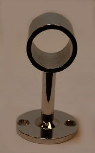 This Standard Center Support Bracket Can Be Used For Wardrobe Hanging Rods Drapery And