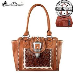 Montana West Concealed Handgun Collection Handbag
