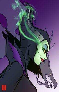 Maleficent -Jeff Martinez