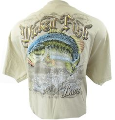 Wicked Fish - Large Mouth Bass T-Shirt