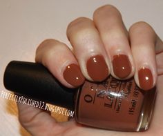 "PerfectlyPolished12: OPI's ""Ice-Bergers & Fries"""